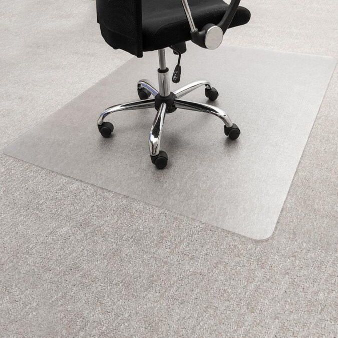 lowes office chair mat