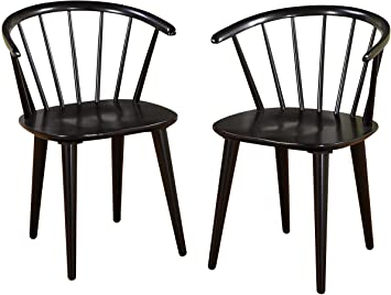 windsor back dining chairs