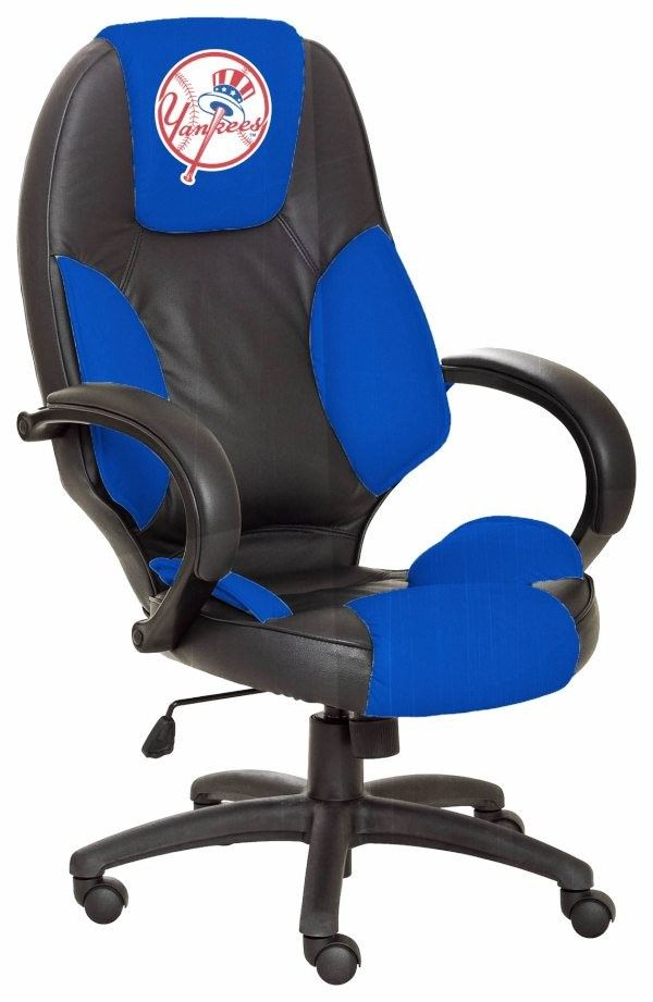 nfl dallas cowboys leather office chair