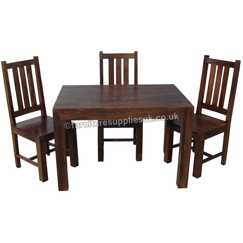 jaipur dining table and chairs