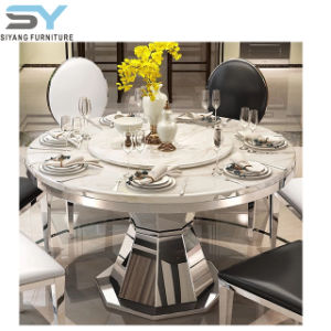 marble table dining set
