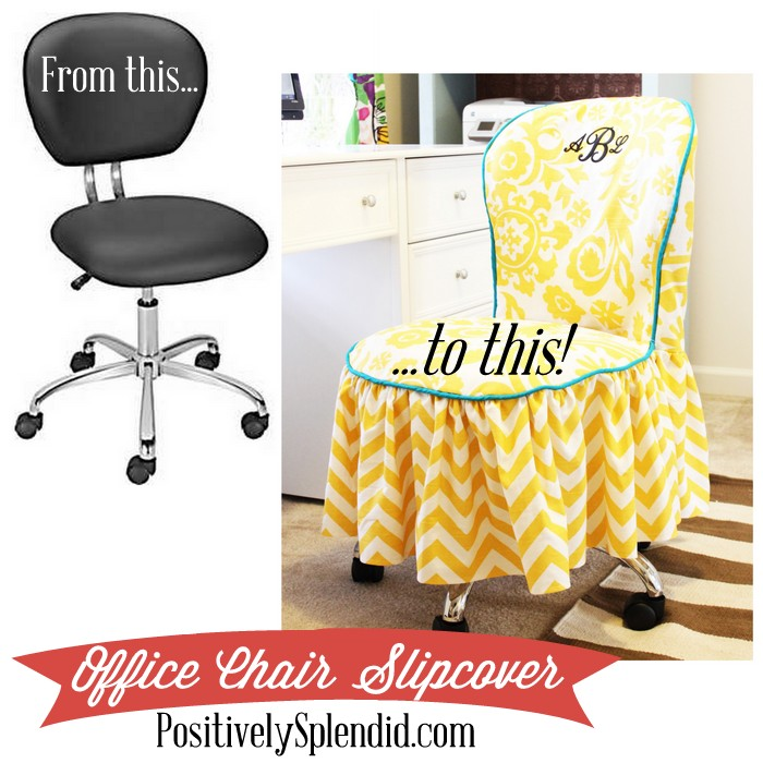 office chair slip cover