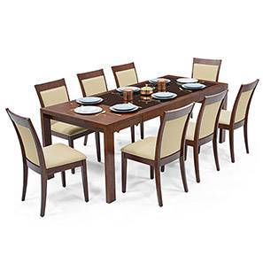 wood folding dining room table and chairs