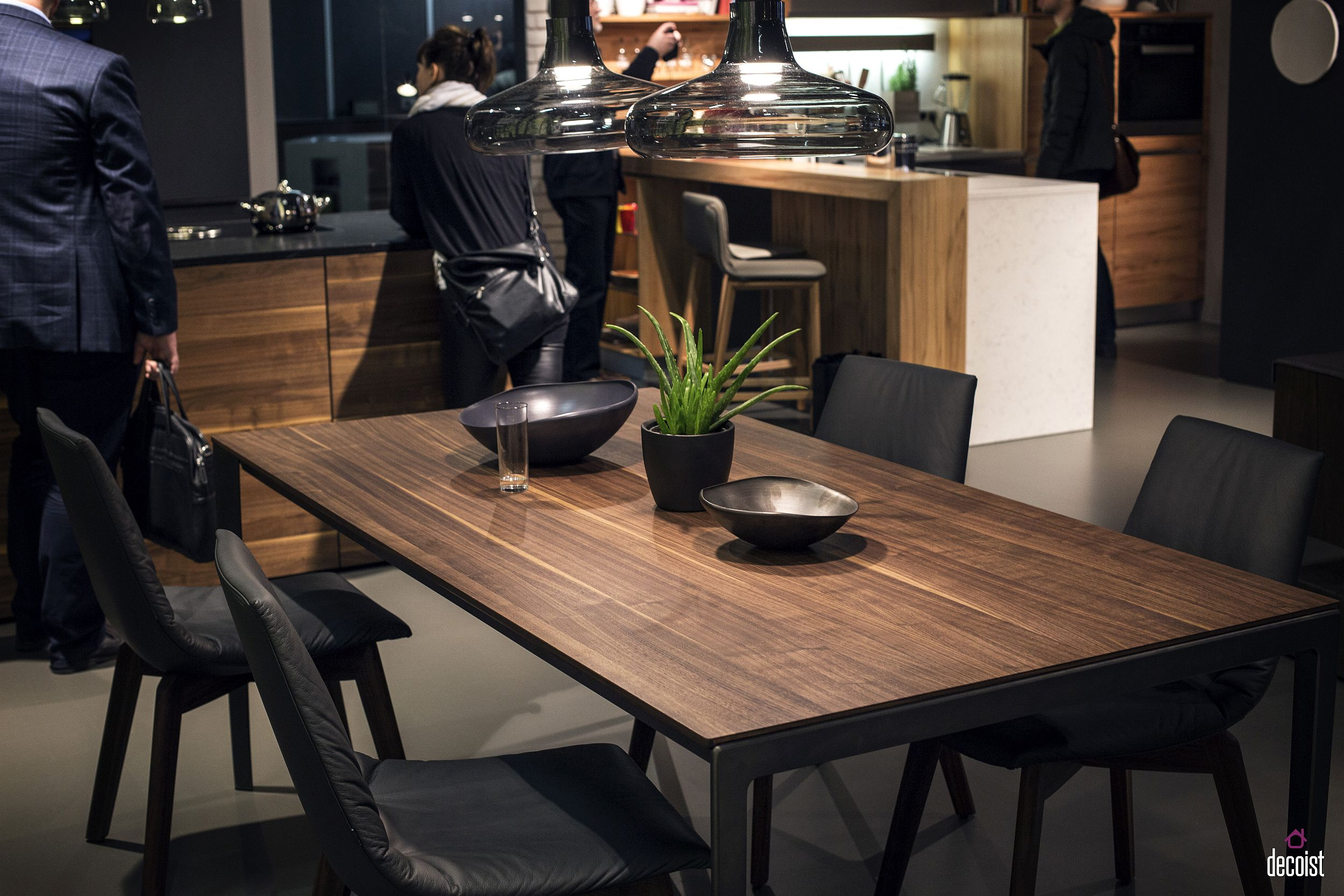 wood best dining table design