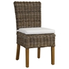 basket weave dining chairs