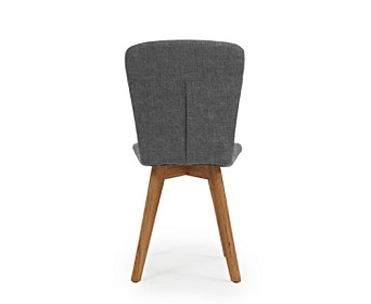 funky fabric dining chairs