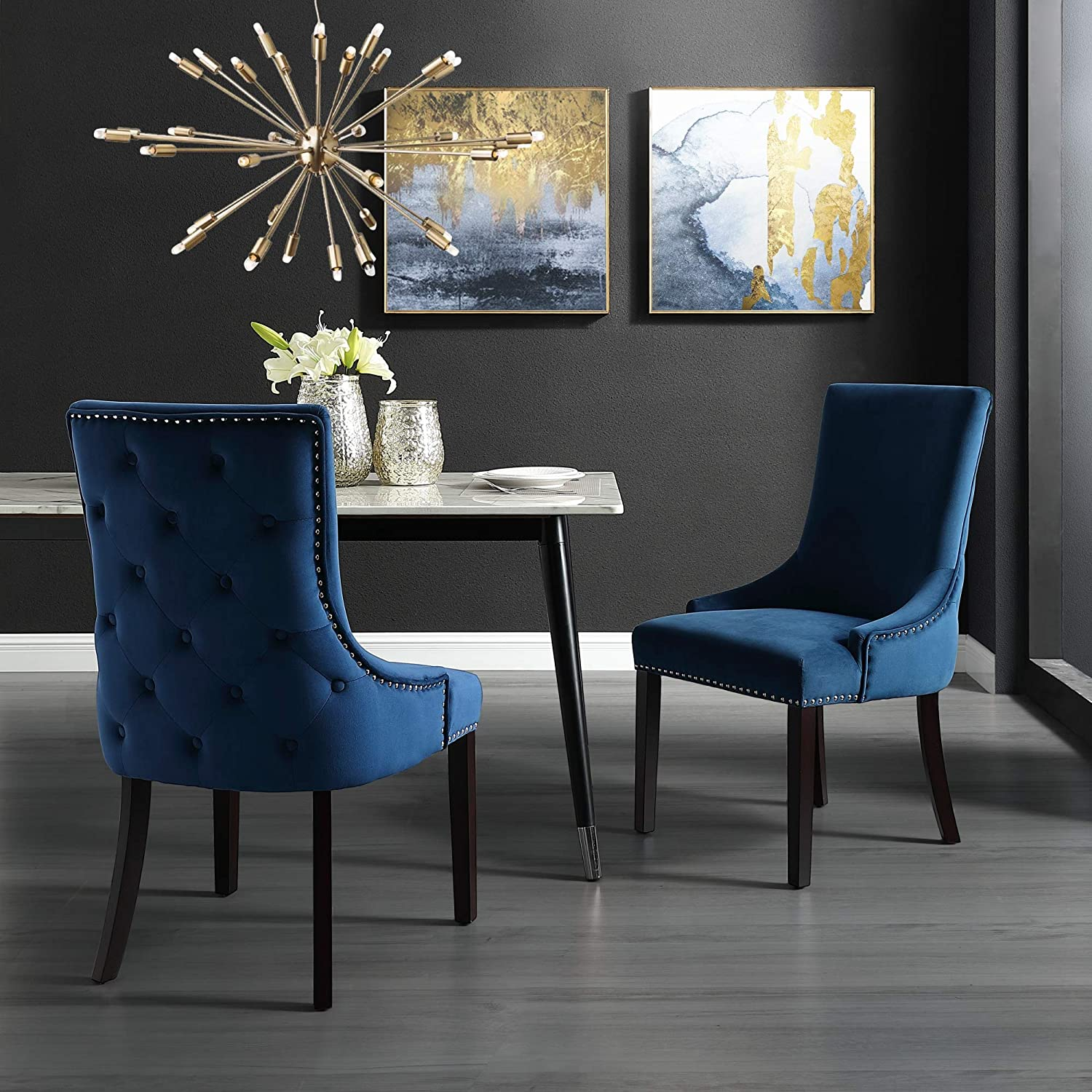 kid friendly upholstered dining chairs