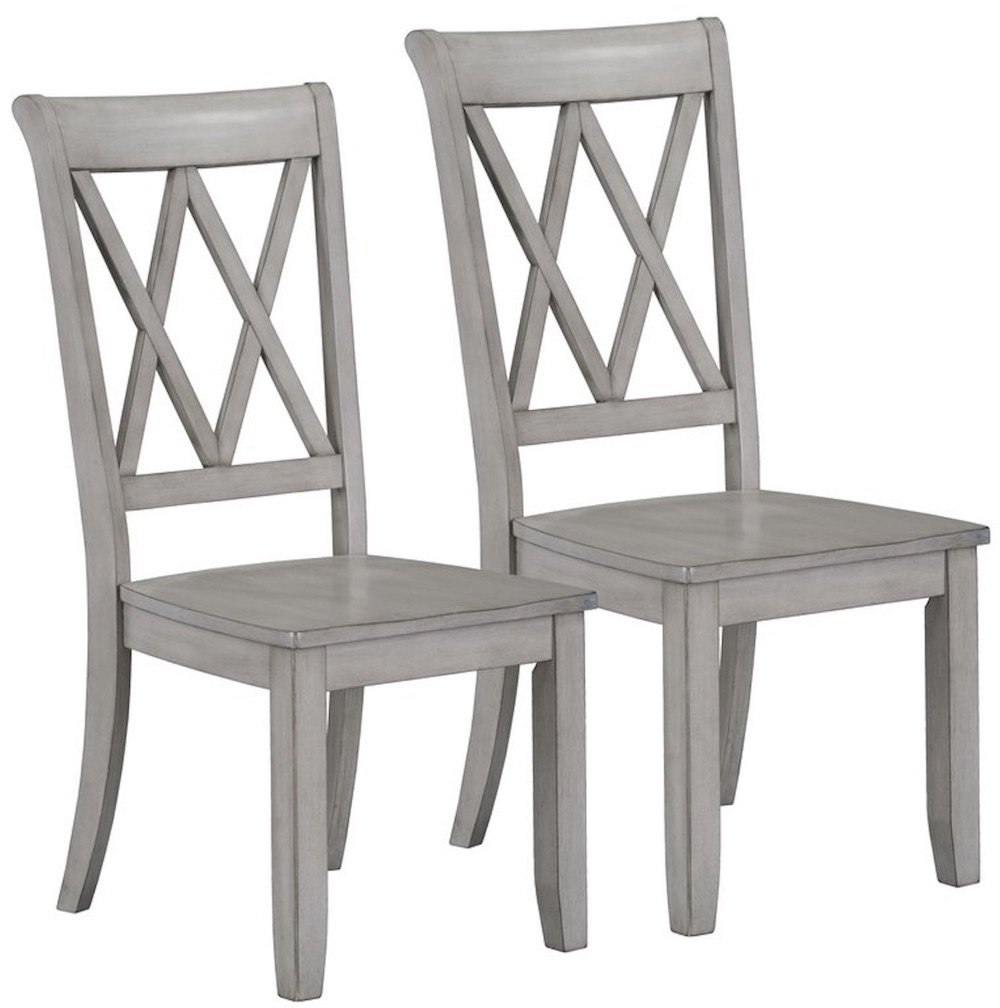 farmhouse spindle back dining chairs