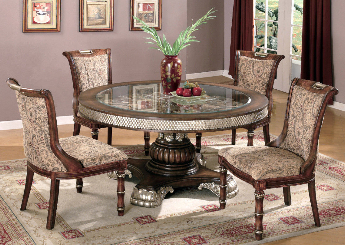 beautiful glass dining tables