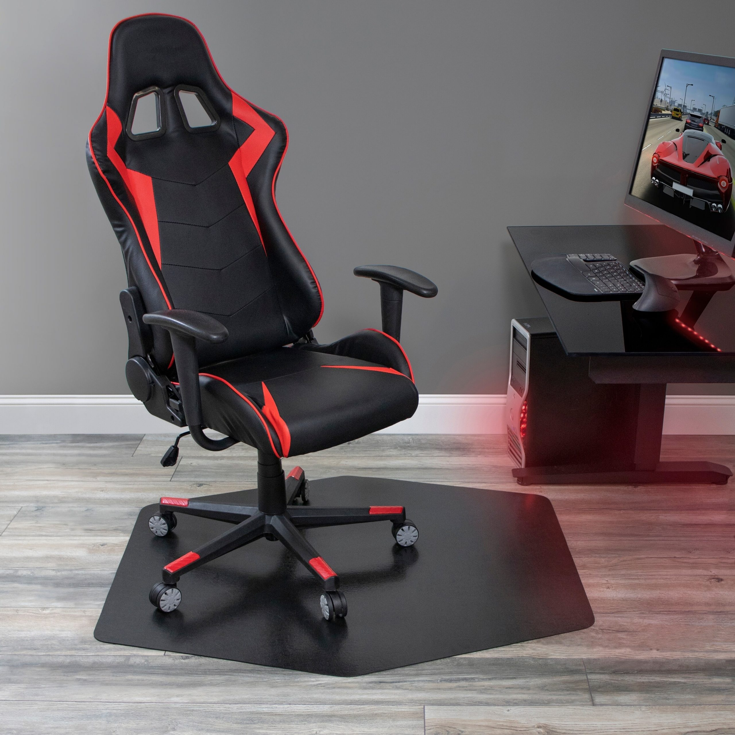 floor mats for office chairs on carpet