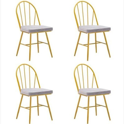 wrought iron dining chairs for sale