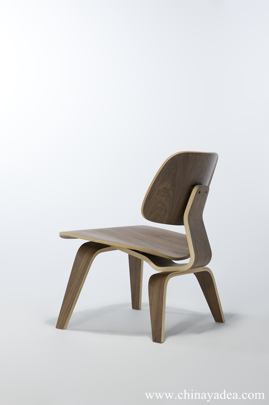 eames molded plywood dining chair replica