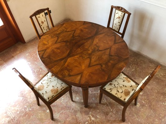 french dining tables and chairs