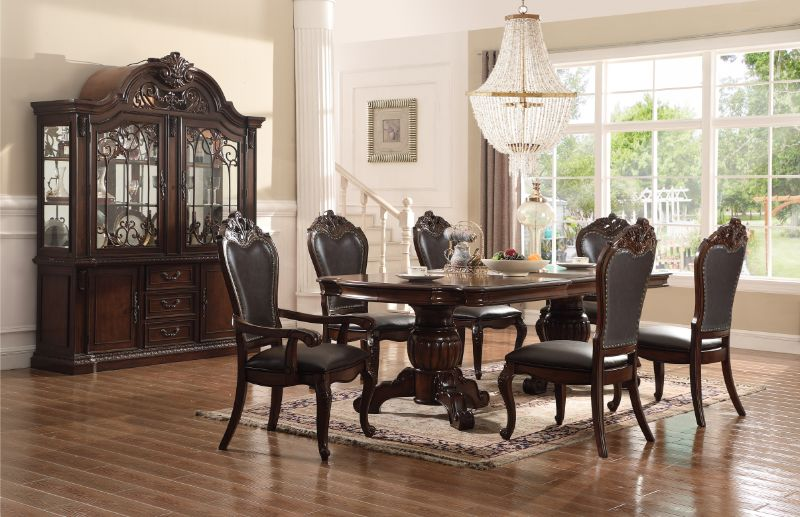 grand dining tables and chairs