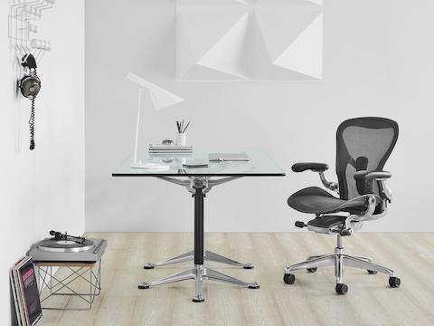 herman miller office chairs sizes