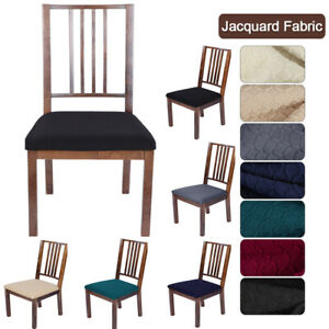 removable dining chair seat covers
