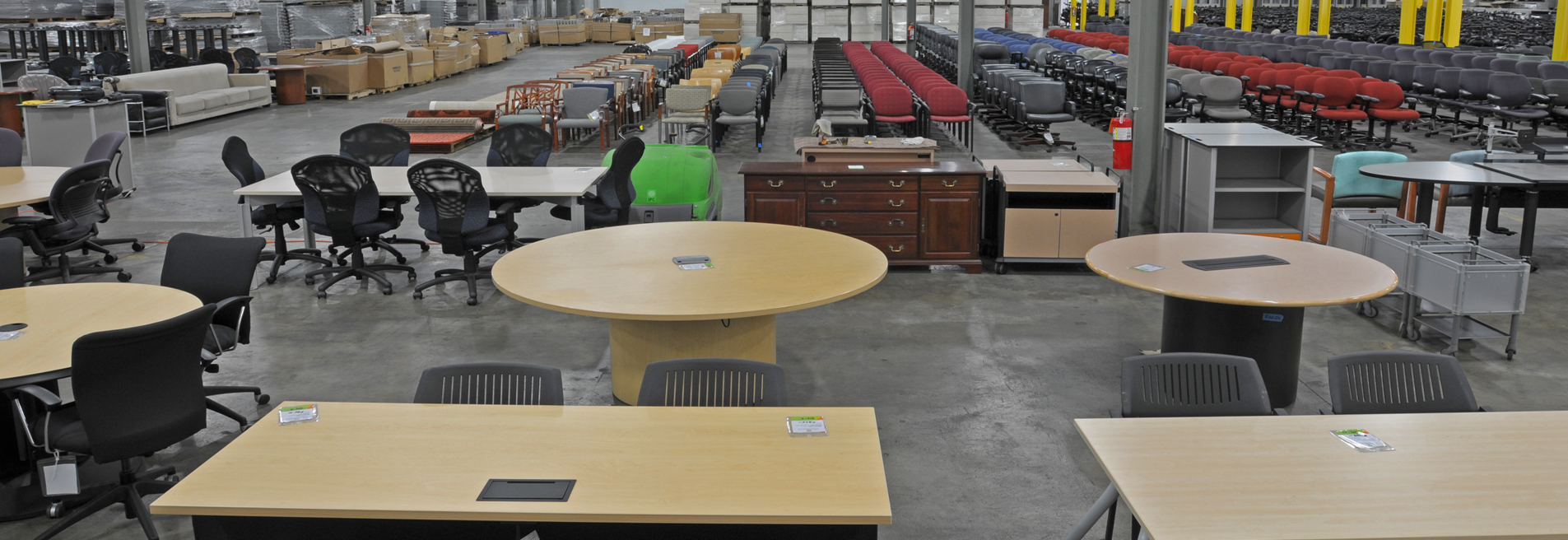 used office furniture chairs