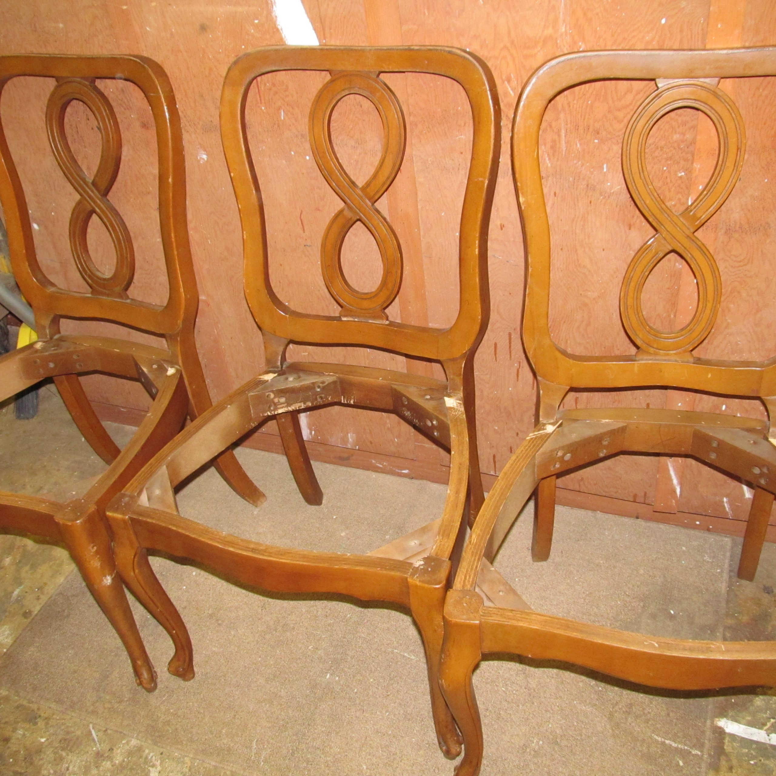 french provincial dining table and chairs for sale