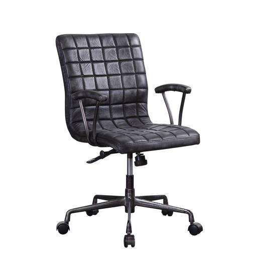 top grain leather office chairs