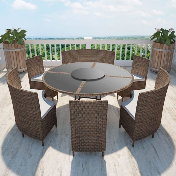 outdoor dining table for 10-12