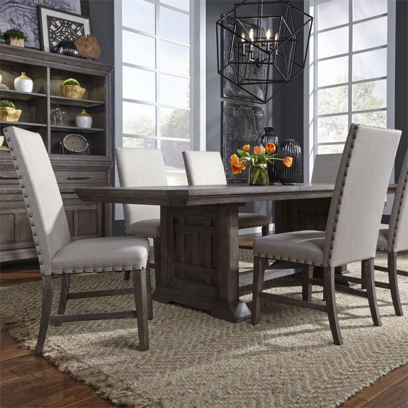 dining set upholstered chairs
