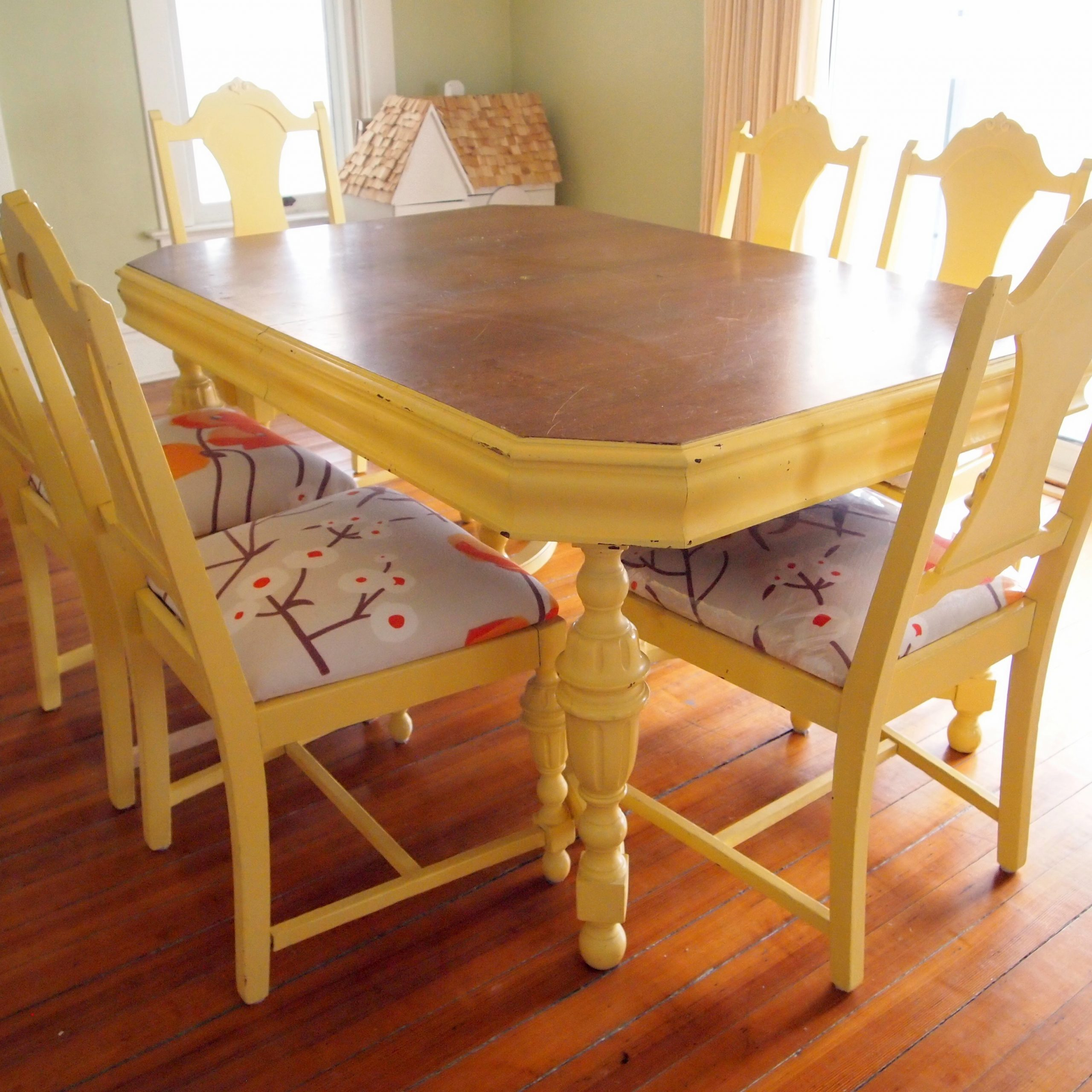recovering dining room chair cushions