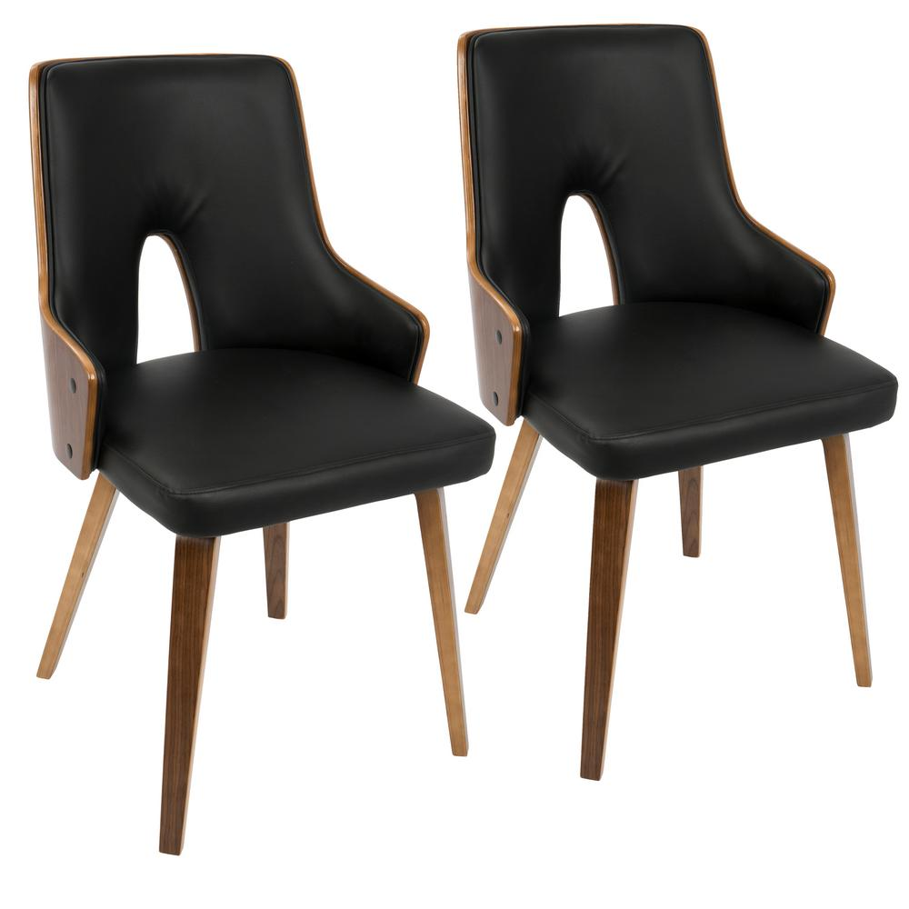 leather dining chair modern