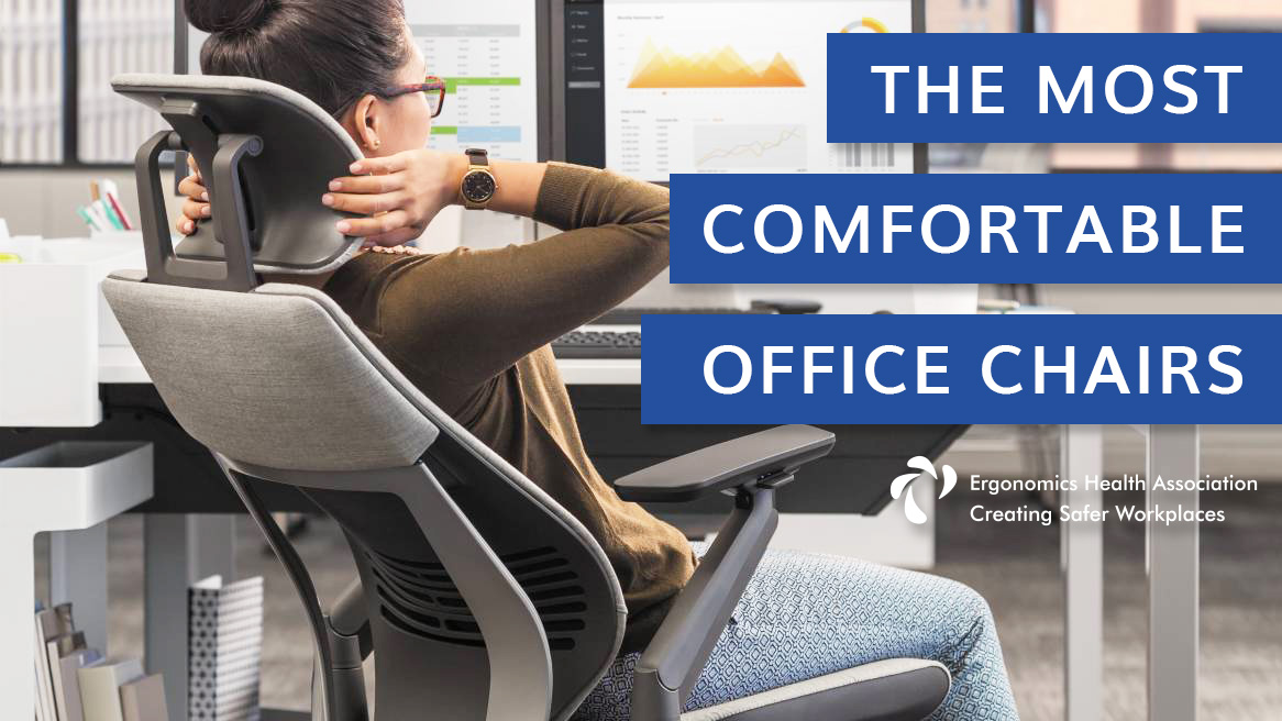 comfortable office chair review