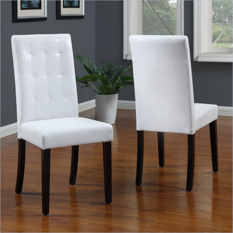 dining room chair types
