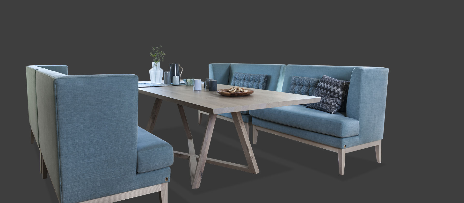 couch for dining table