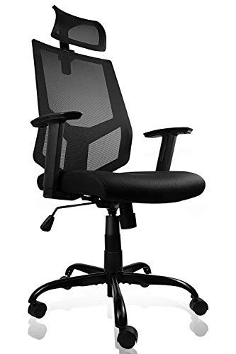 best office chair with neck support