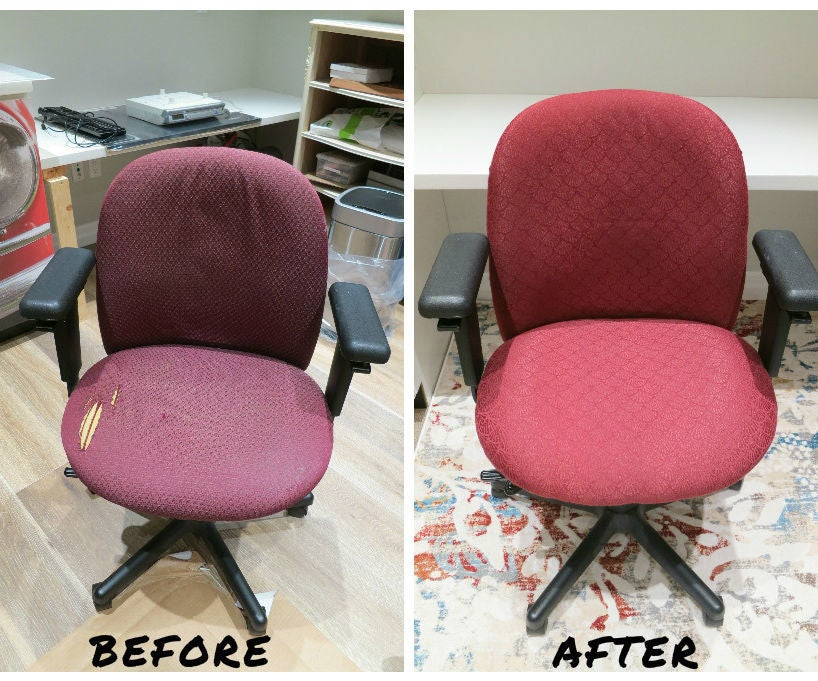 office chair upholstery material