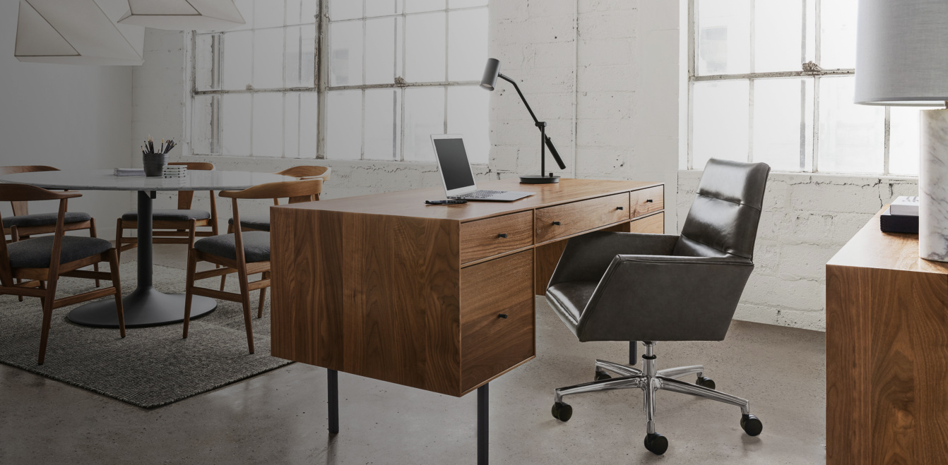 room and board office chair