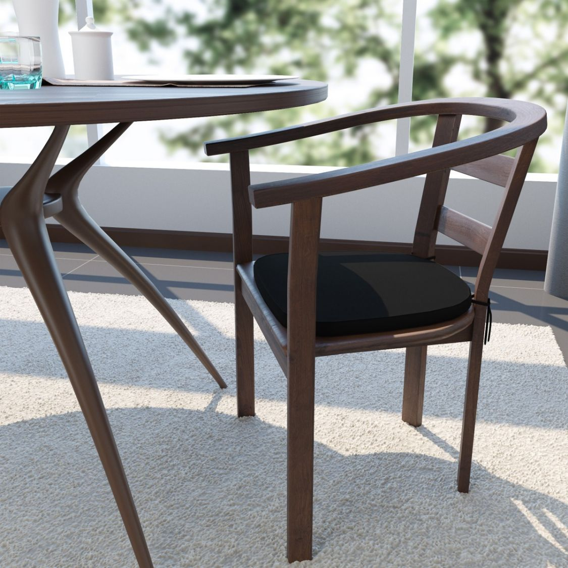 cushion pads for dining chairs
