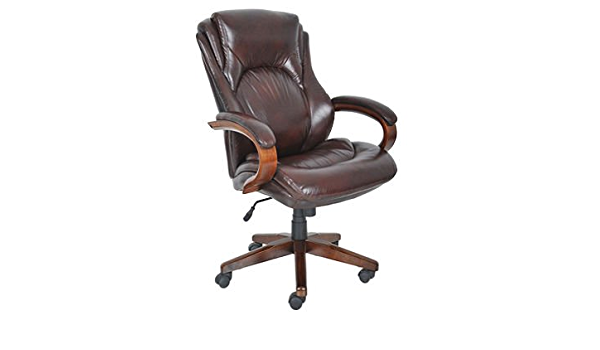 lane big and tall office executive chair