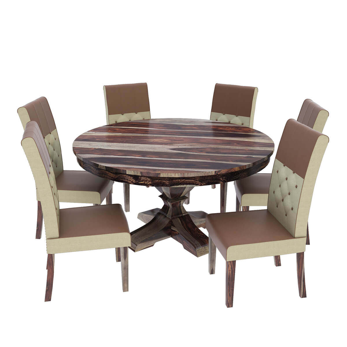 cheap dining room table and 6 chairs