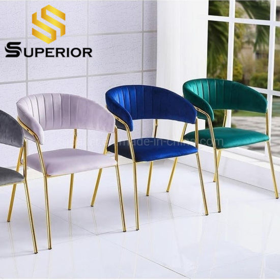 gold frame dining chairs