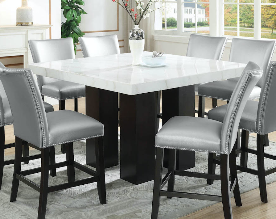 marble dining table base