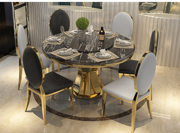 metal and glass dining table and chairs