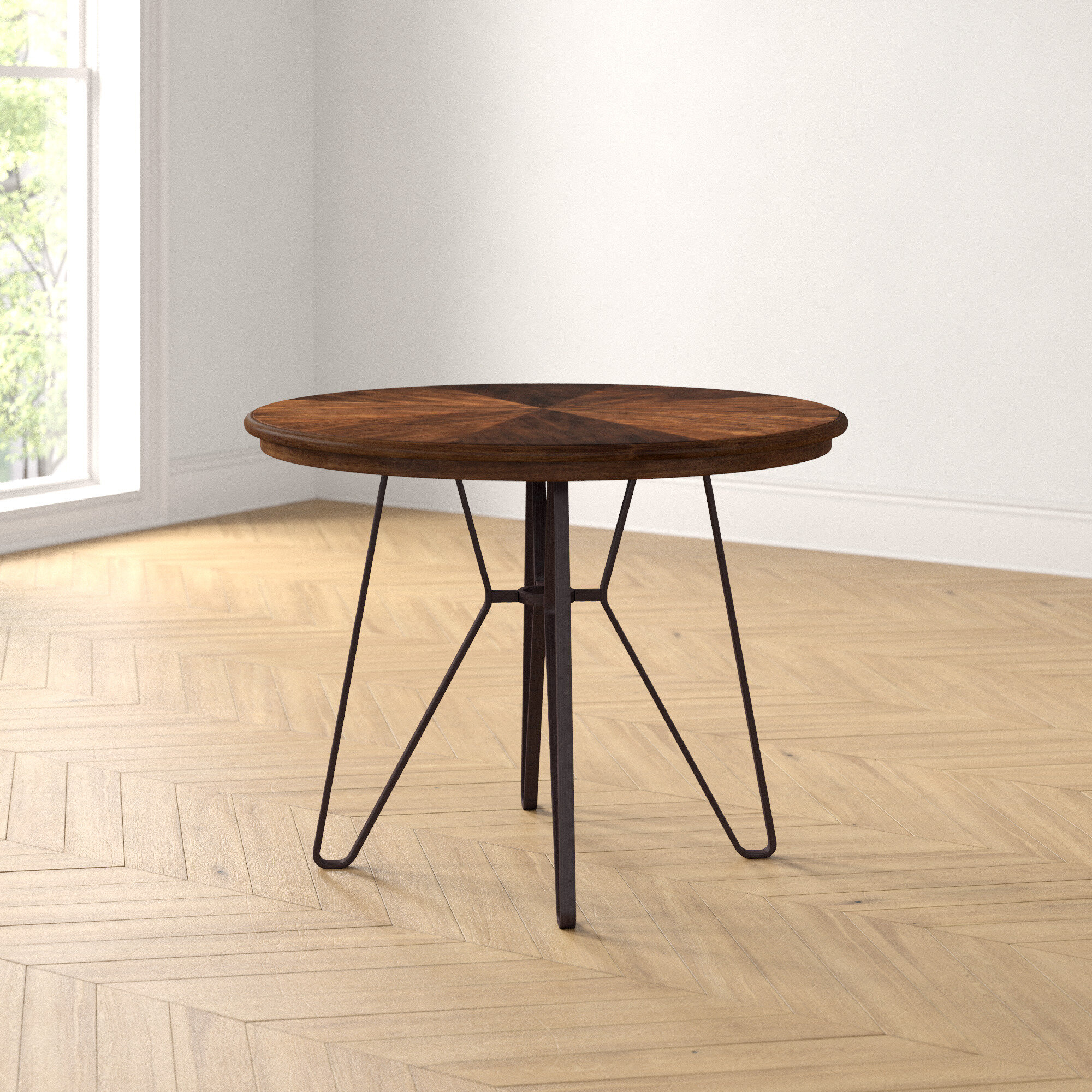wrought iron glass top dining table for sale