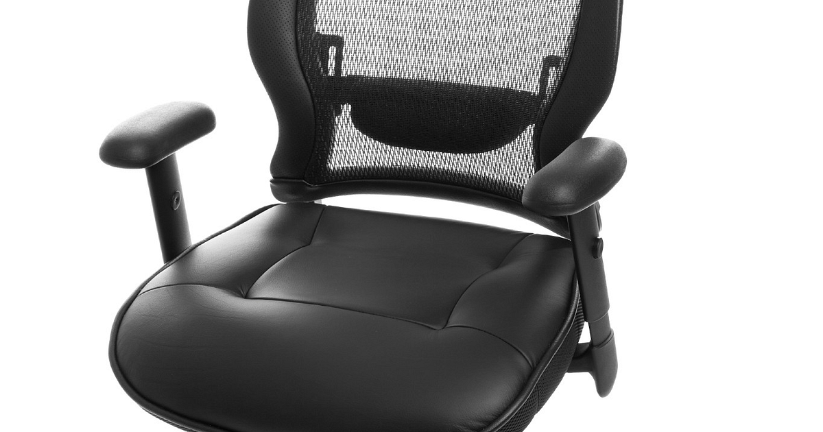 thoracic back support for office chair