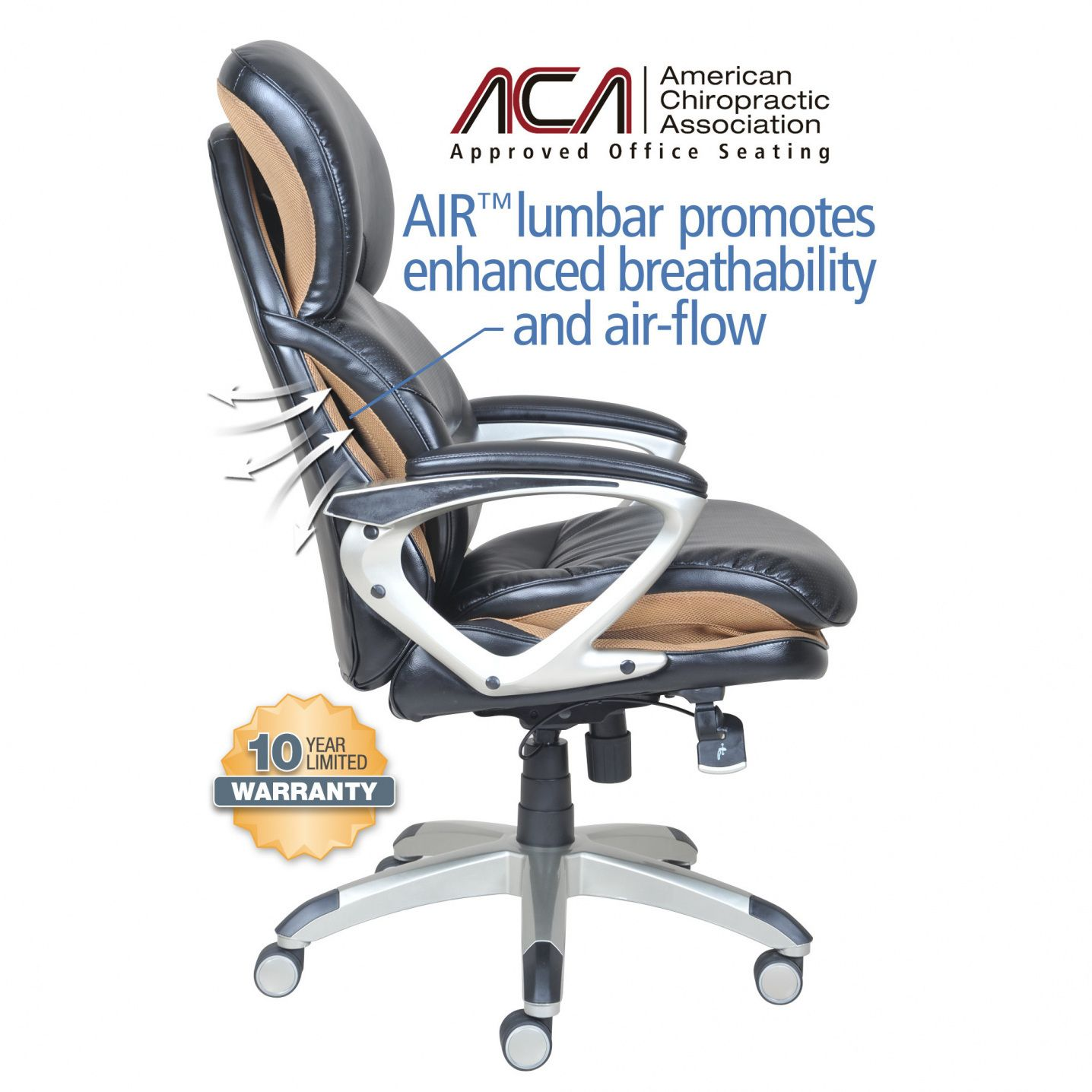 american chiropractic association office chair