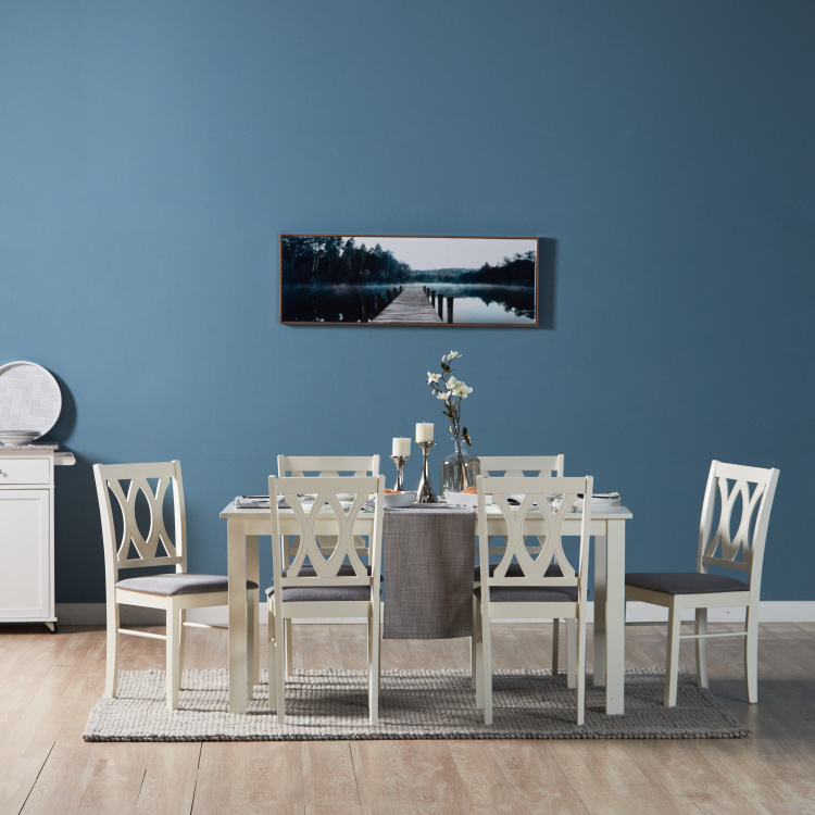 off white dining room chairs