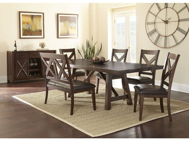 steve silver dining chairs