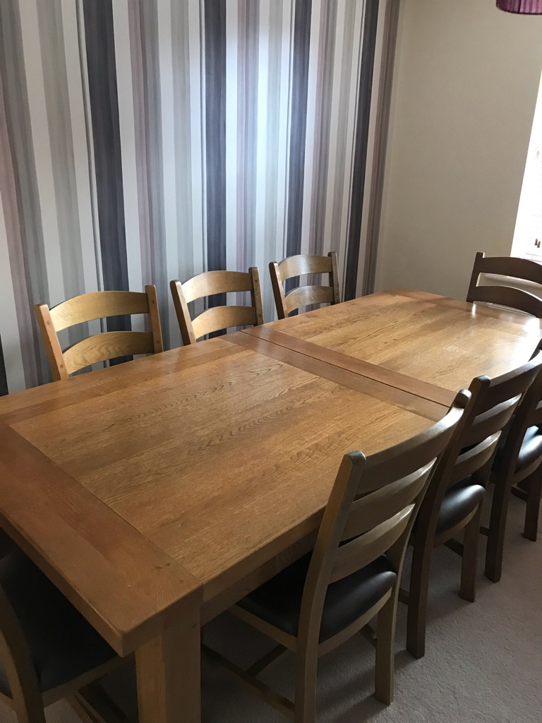 12 seater dining tables