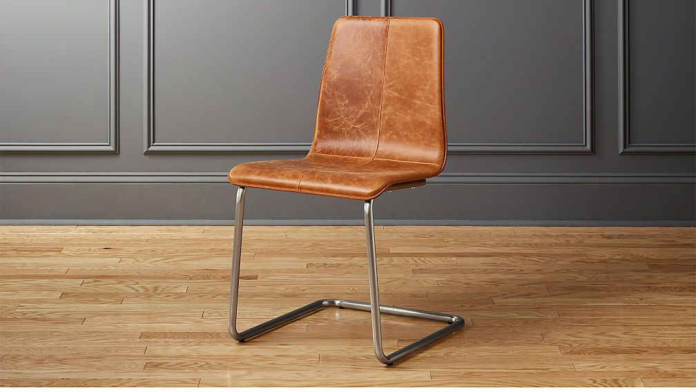 leather dining chairs for sale