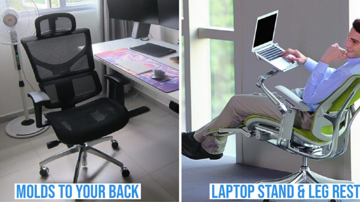 back friendly office chairs