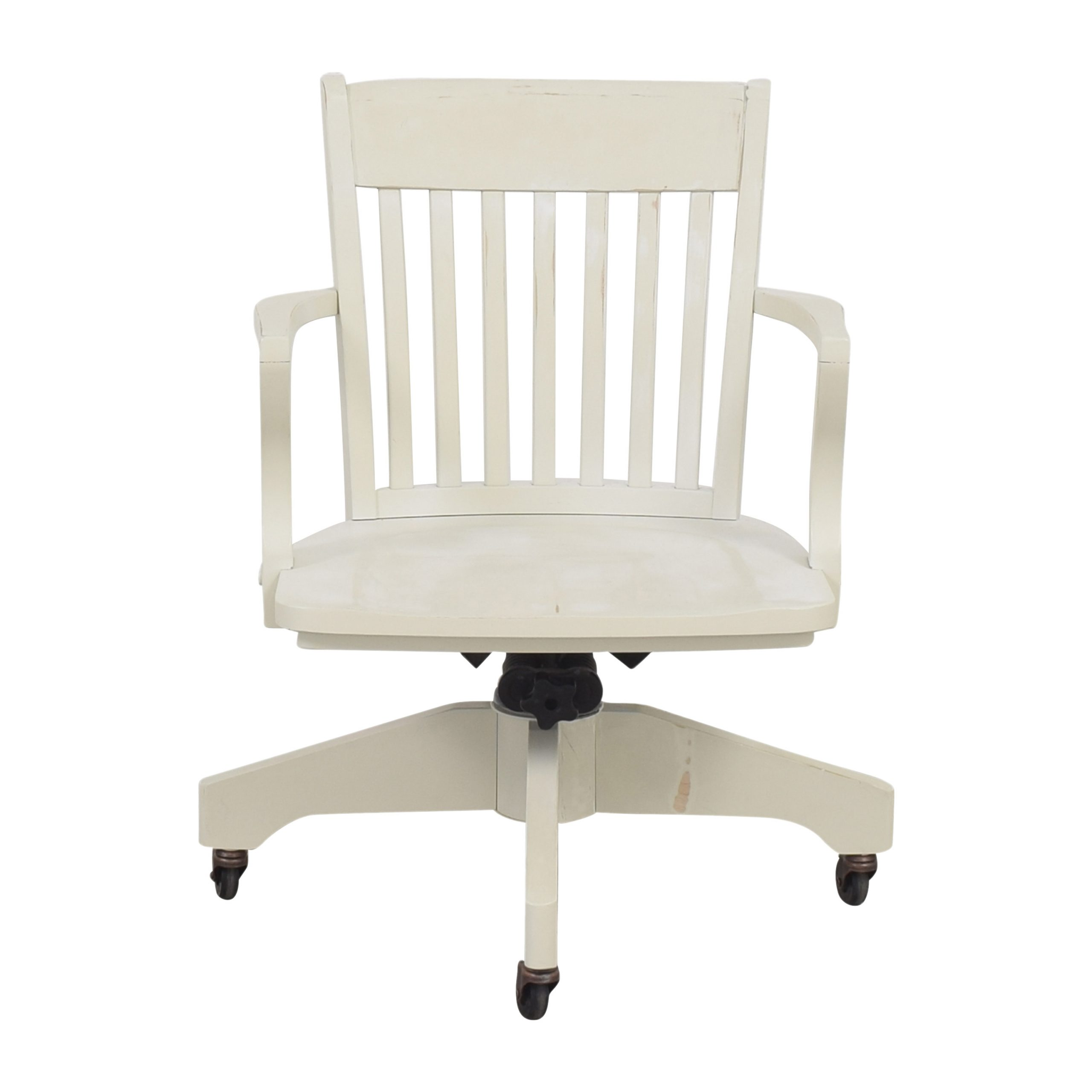pottery barn home office chairs