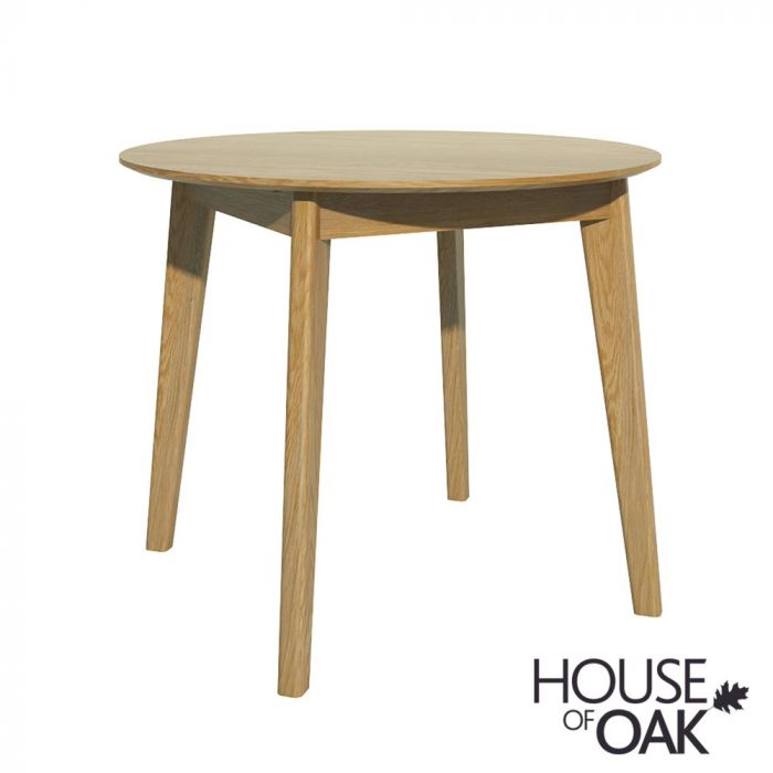 how to make a round dining table