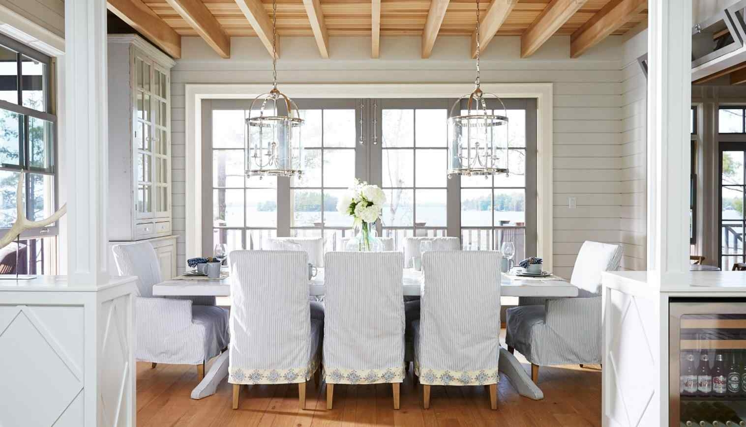 dining room table chair covers